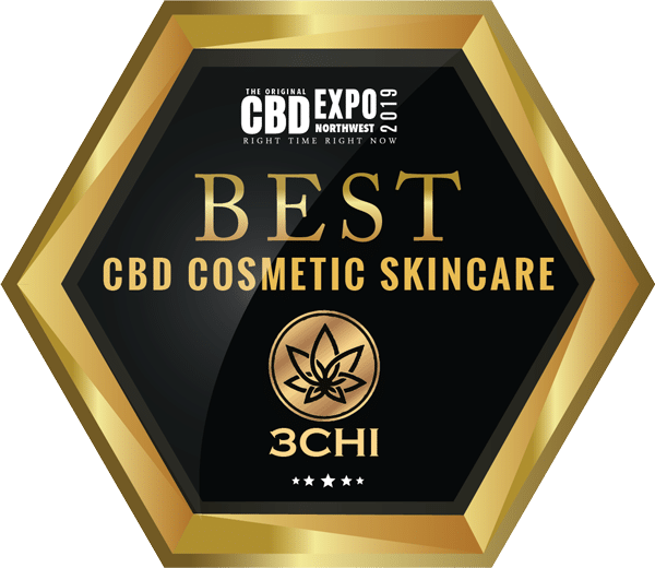 3Chi-CBN-Best-Cosmetic-Skincare-Award-CBD-Expo-Northwest