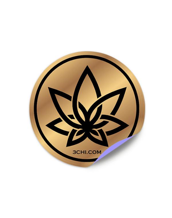 3chi-sticker-gold